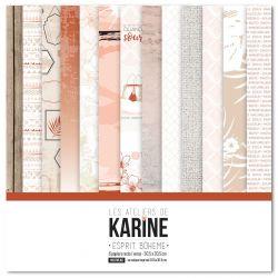 Les Ateliers de Karine Esprit Bohème Kit collection