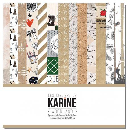 Les Ateliers de Karine Woodland la collection