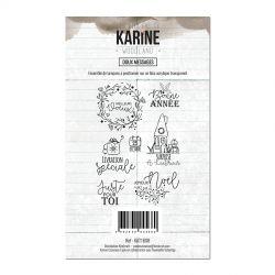 Les Ateliers de Karine Woodland Doux messages