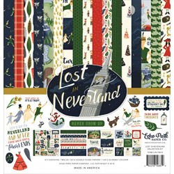 Echo Park Lost Neverland kit