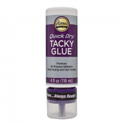Aleene's Quick Dry Tacky Glue