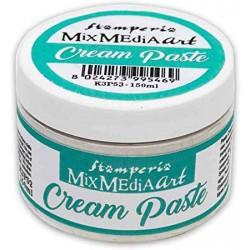 Stamperia Cream Paste 150ml...