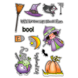 Polkadoodles Hey Pumpkin...