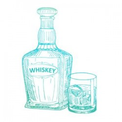 Couture Creations Whiskey...