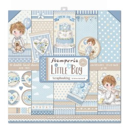 Stamperia Little Boy  Paper...