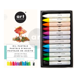 Water Soluble Oil Pastels -...