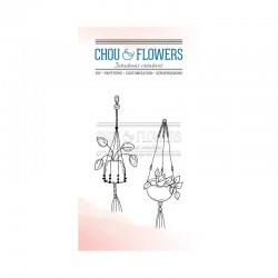 Chou & Flowers - Tampons...