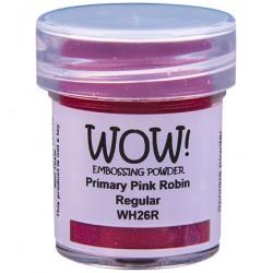 Wow Pink Robin (poudre à...