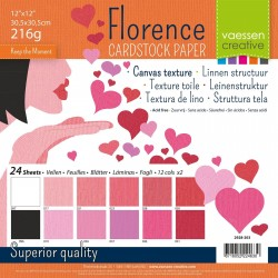 Florence • Cardstock...