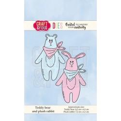 Craft & You - Teddy Bear...