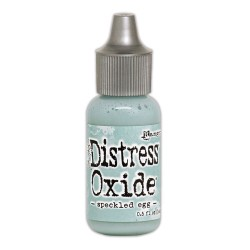 Distress Oxide recharge...