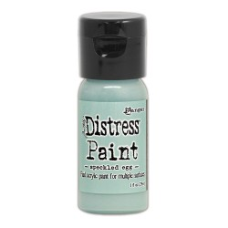 Distress Paint Speckled Egg