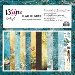 13@rts Travel The World...