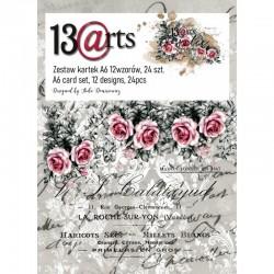 13@rts Rosalie Card A6 set