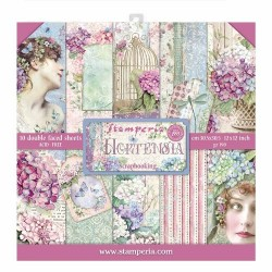 Stamperia - Hortensia...