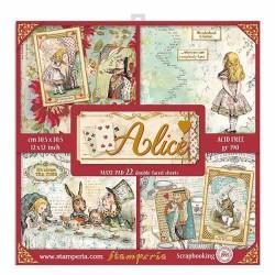 Stamperia - Alice...