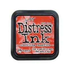 Distress Ink Crackling...