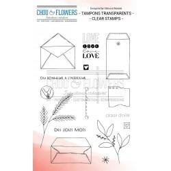 Chou & Flowers -  Clear -...