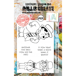 AALL and Create Stamp Set -474
