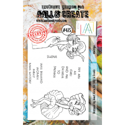 AALL and Create Stamp Set -475