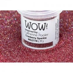 Wow Cranberry Sparkle...