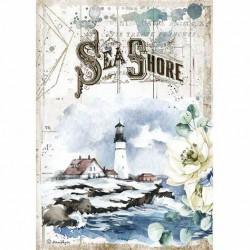 Stamperia- Romantic Sea...