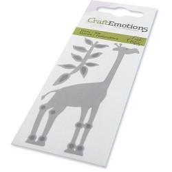 CraftEmotions Dies - Girafe